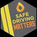 safe driving logo